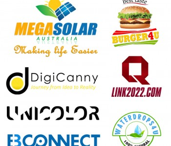 I will Create a Beautiful Logo as Per your Requirements with 3D Mockup