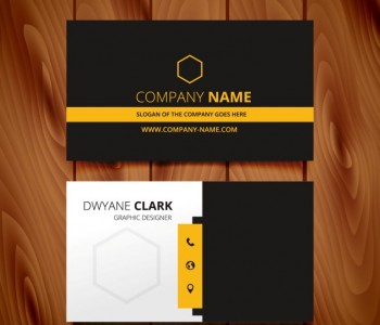 I will Create a Beautiful and Professional Business card with MockUp View