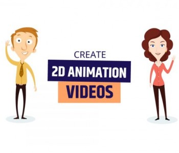 I will create a professional 2D animation video which will scale your business