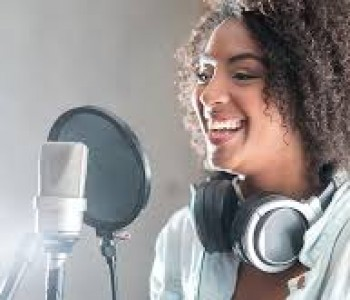 I will record a professional voiceover of 60 seconds for Rs.500 in 48 hours