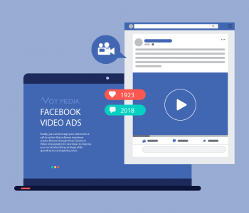 I will Create a Beautiful Video for Facebook Marketing with Images and Text Animation.