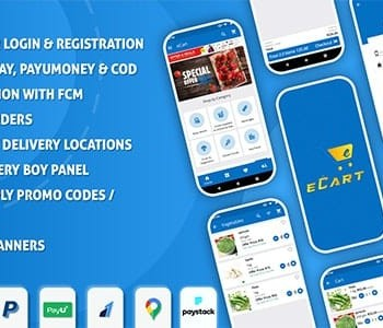 I will Create professional android application for offline business to online business